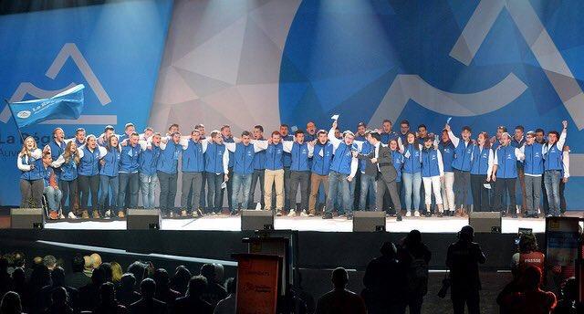 RT @pressemdm: Bravo aux champions des Olympiades des métiers https://t.co/udSkaigTEn by @auvergnerhalpes #ODM2017 https://t.co/kxzcdp8ZRa