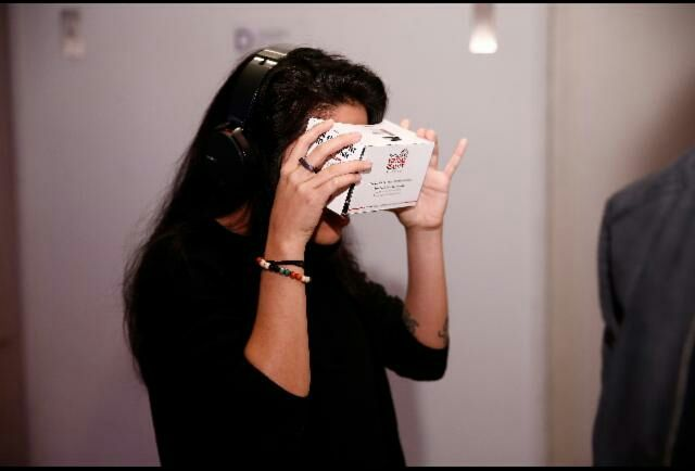 I Tried Ketel One Vodka's Virtual Reality Headset And Here's What Happened