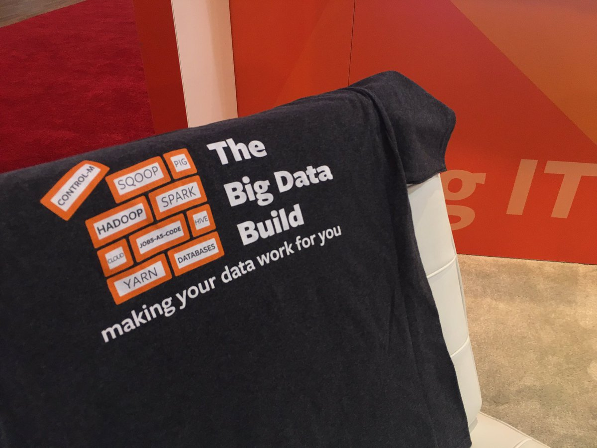 BMC Software on Twitter  #StrataHadoop - Weu0027ve got swag! Grab a #ControlM #JobsAsCode shirt at our booth 831! Expo doors open at 5pm! & BMC Software on Twitter: