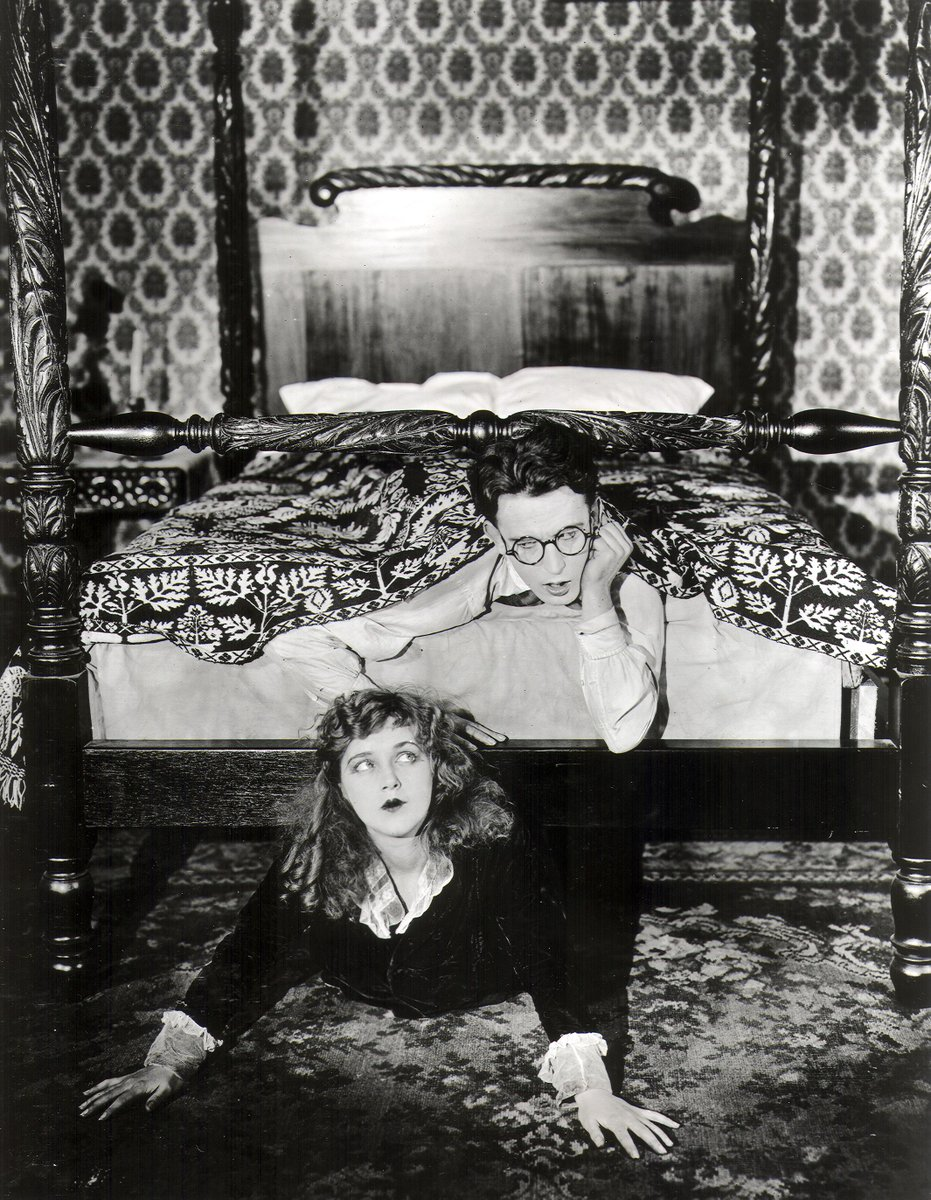 "Harold Lloyd on Twitter: ""HAUNTED SPOOKS was released #onthisday in 1920.  The scenes at the haunted mansion were filmed at Hal Roach Studios, in  #CulverCity, CA.… https://t.co/gS5Eqa6g4M"""