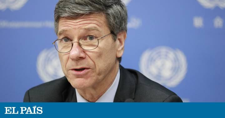 """Jeffrey Sachs: """"Los Objetivos de Desarrollo son el viaje a la luna de esta generación"""" https://t.co/O4cDAB4xm2 https://t.co/HHq7auRbgm"""