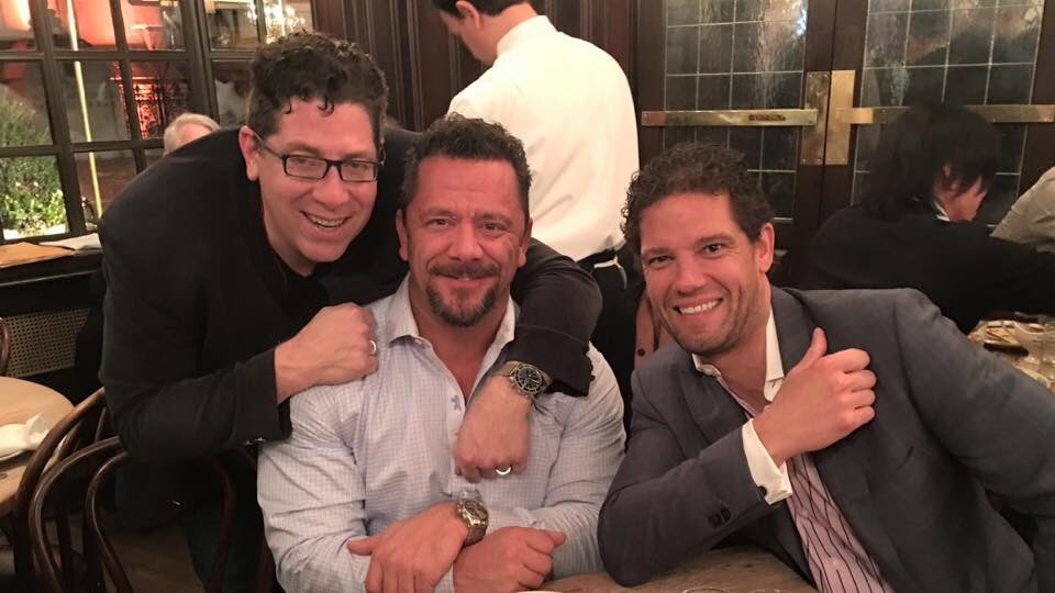 NYC for #gravitas event in conjunction with #Riegelegermancraftbeer and beer media influencer @davidjklass<br>http://pic.twitter.com/6JAdwqW0cu