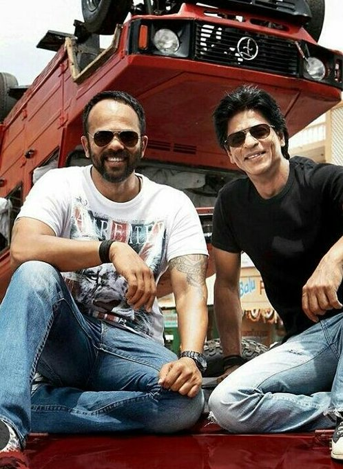 Happy Birthday to great director of Chennai Express  and Dilwale and \S friend Rohit Shetty!