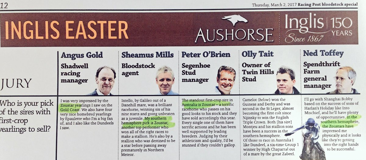 Widden On Twitter Great Reading In Racingpost Insight From Some