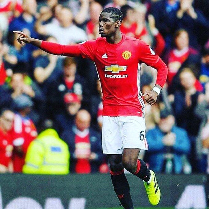 Happy Birthday Paul Pogba United