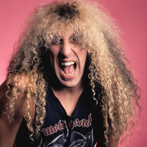 Happy Birthday Dee Snider (March 15, 1955), Twisted Sister!