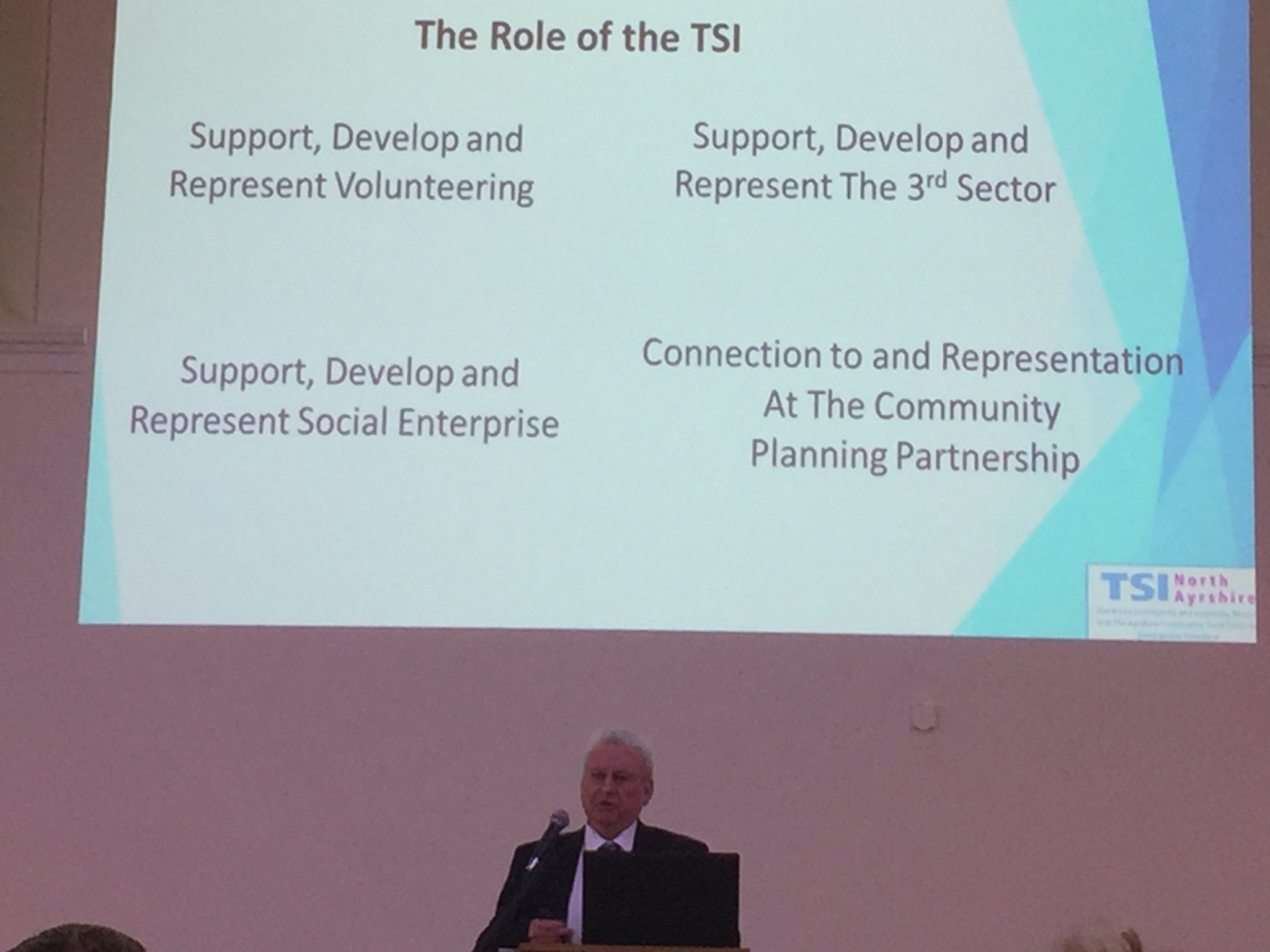 FFU Scotland enjoying partnership and third sector conference #AILIP https://t.co/1PtNAzcJF5