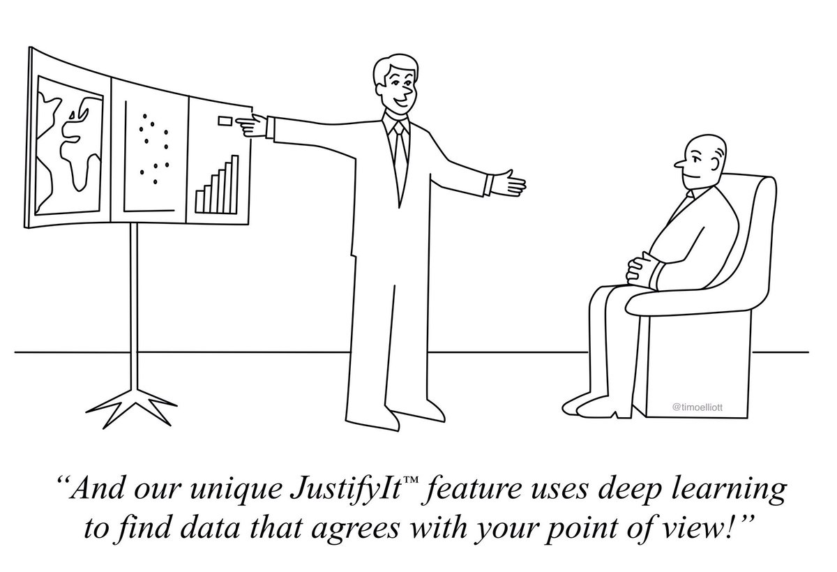 Dashboards and machine learning finally deliver every executive's dream? #cartoon https://t.co/wyVQR9wa34