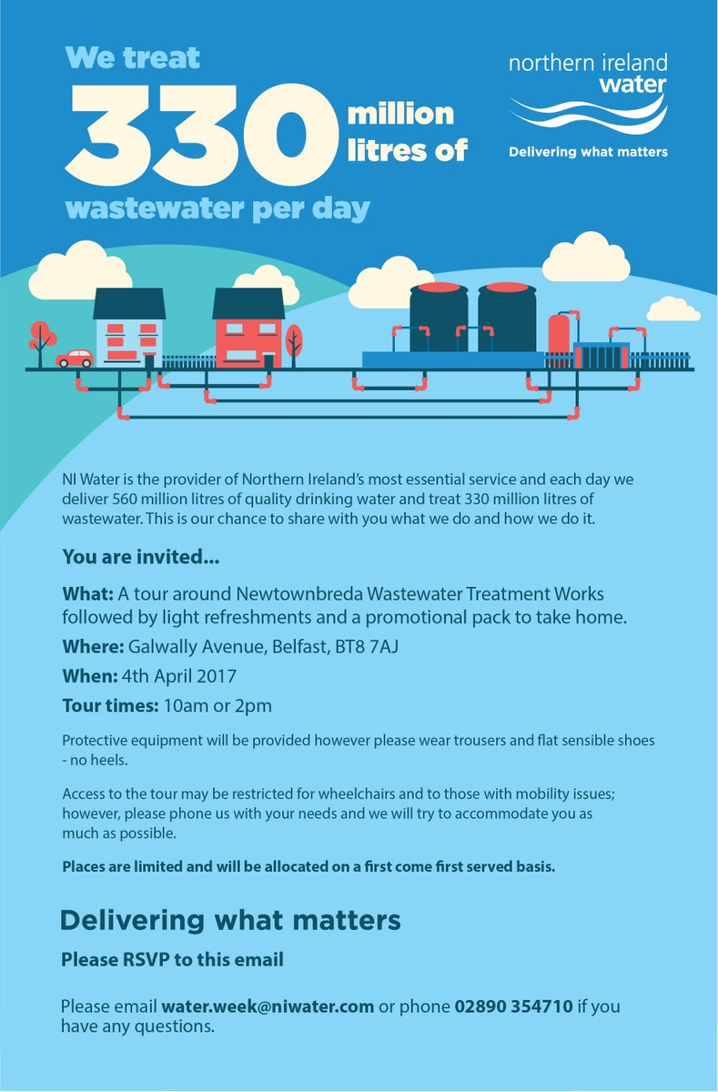 Northern ireland water on twitter were marking 10 years see for yourself how we do it httpsniwaternews detail11287who needs a golden ticket picitteruwlt6eiyom solutioingenieria Images