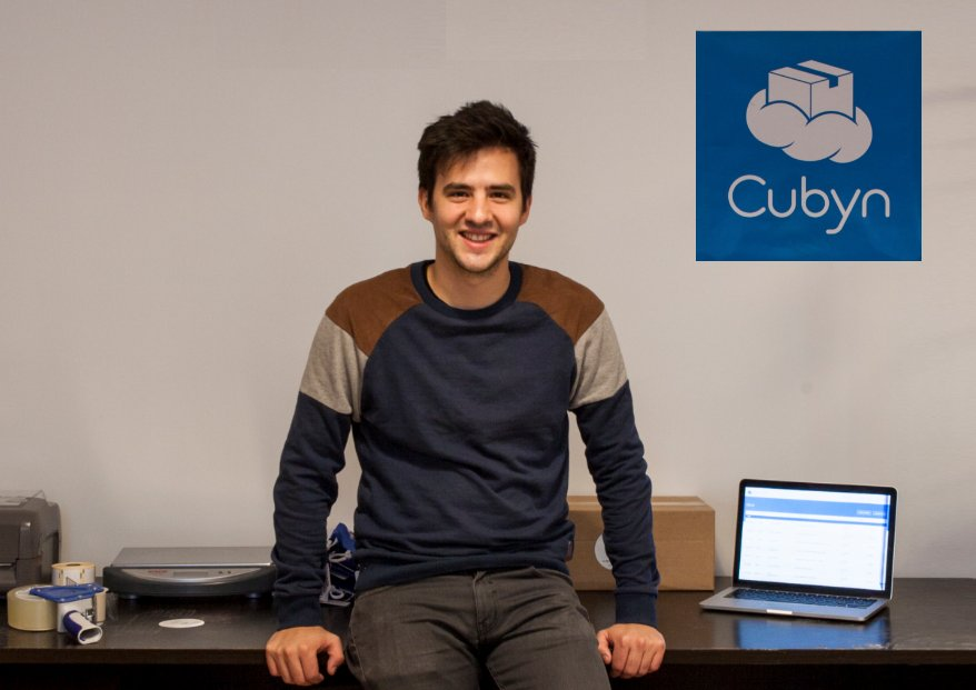 Thumbnail for #Logistics #Startup Cubyn partners with PriceMinister