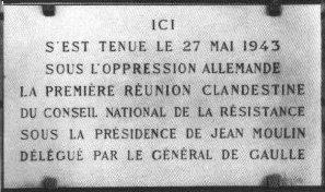 1)En 1943 la résistance intérieure s'était unifiée dans le Conseil National de la résistance. https://t.co/RMXQqp7t94