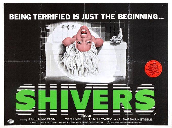 Happy Birthday, David Cronenberg! SHIVERS (1975)-Trailer: