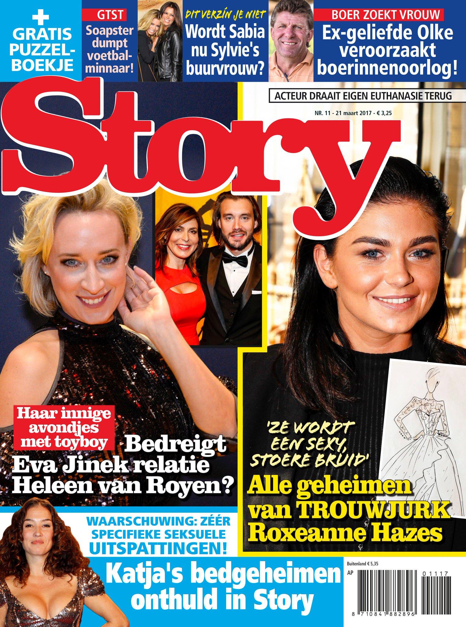 Gratis trouwjurk magazine