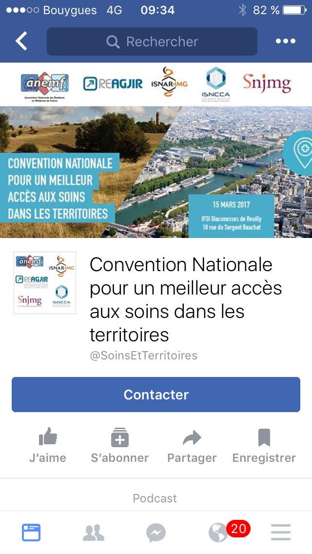 Thumbnail for Convention Nationale pour un meilleur accès aux soins dans les territoires (15.03.17)