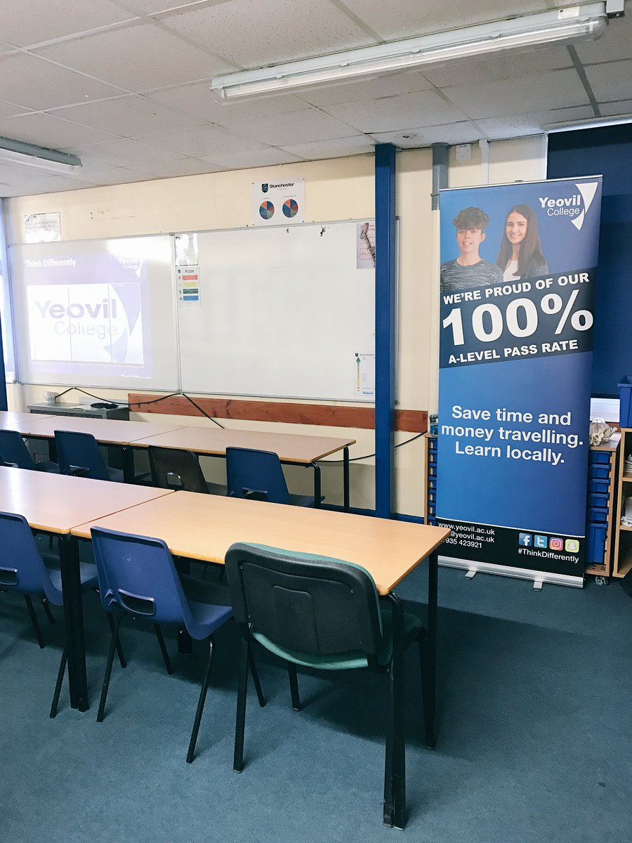 Yeovil College On Twitter Today Were At StanchesterAcad For The Year 9 Workwise Event Displaying Why Weve Had Most Successful In Our History