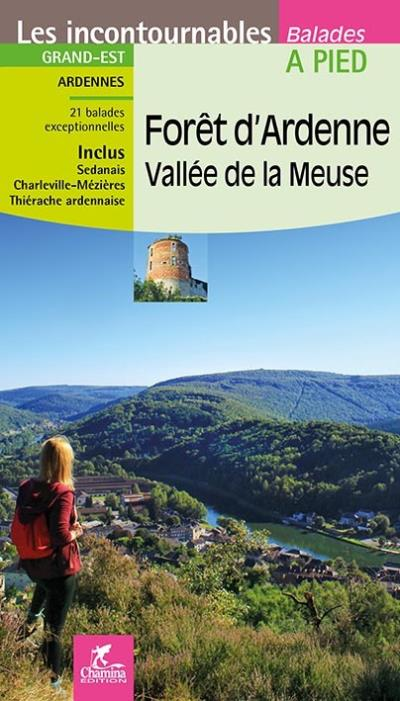 L&#39;indispensable des randonnées en #Ardenne est maintenant disponible avec ses 21 itinéraires de randonnées :  http:// bit.ly/2n9f025  &nbsp;  <br>http://pic.twitter.com/7KwYKRgG9r