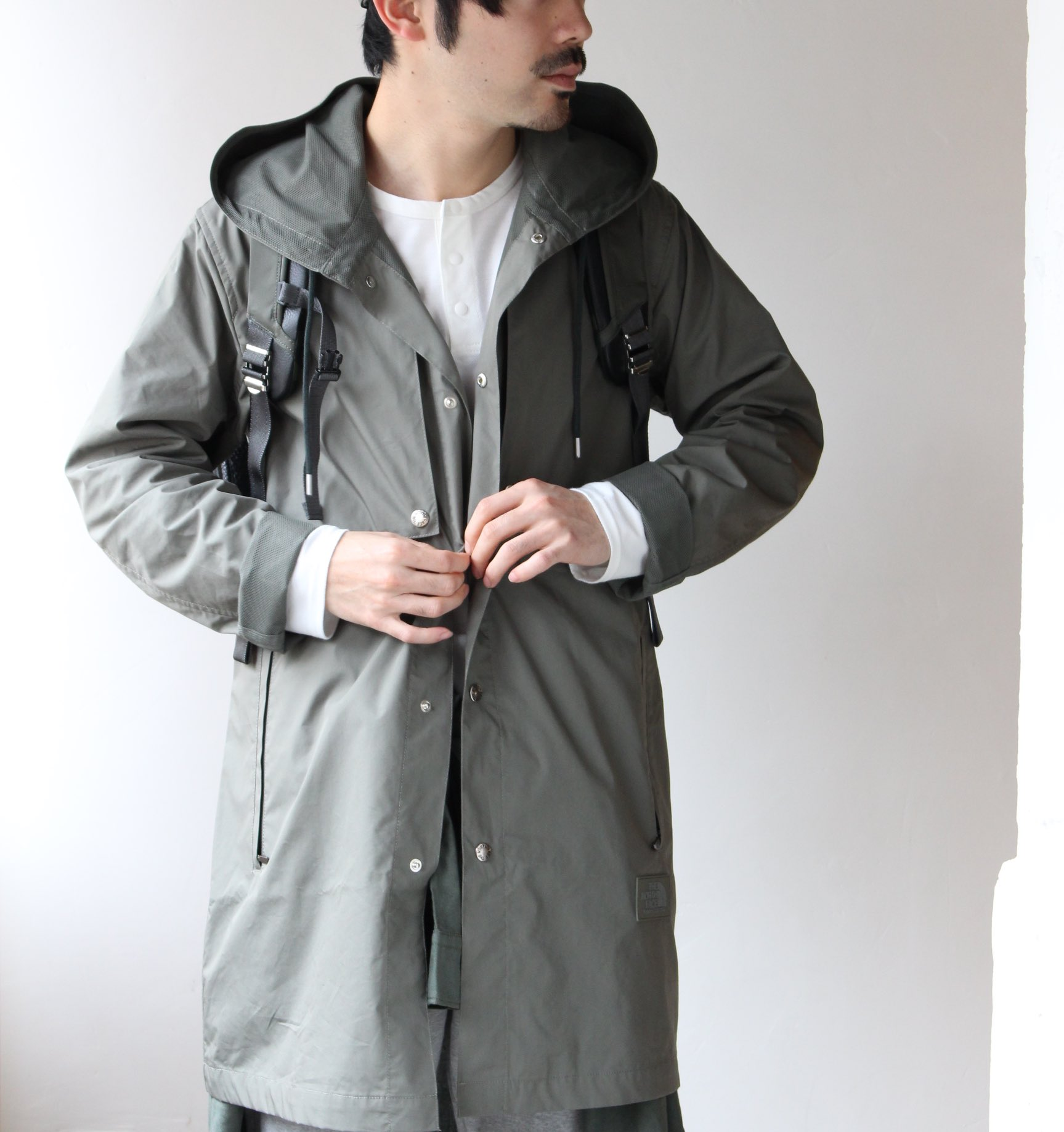 """Nanamica MOUNTAIN On Twitter: """"Men's Style. 【THE NORTH"""