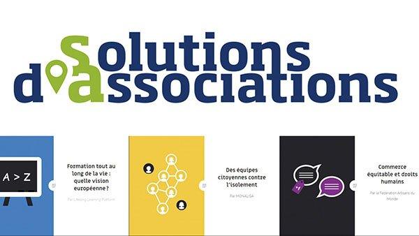 @lemouvementasso & @fonda2020 lancent #SolutionsdAssociations, plateforme d'idées pour un futur souhaitable #ESS https://t.co/9JYNFNnY6Y https://t.co/KQQjpu5rPJ