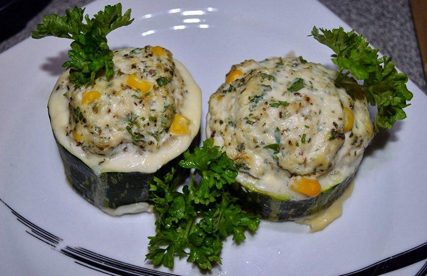 Рецепт фаршированные ракушки макароны