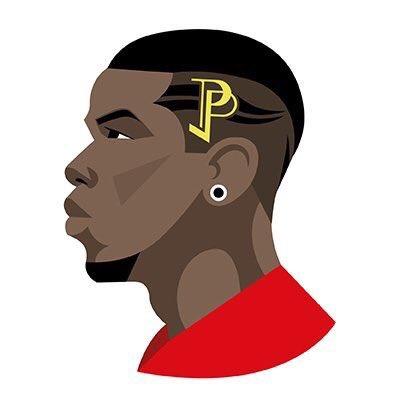Happy birthday to the talented He make 24 today  Bon anniversare Paul Pogba