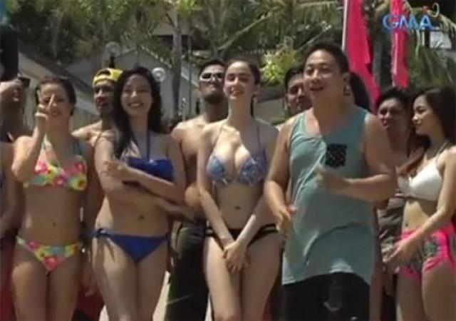 Bubble gang november 7 2014 ang dating doon 5