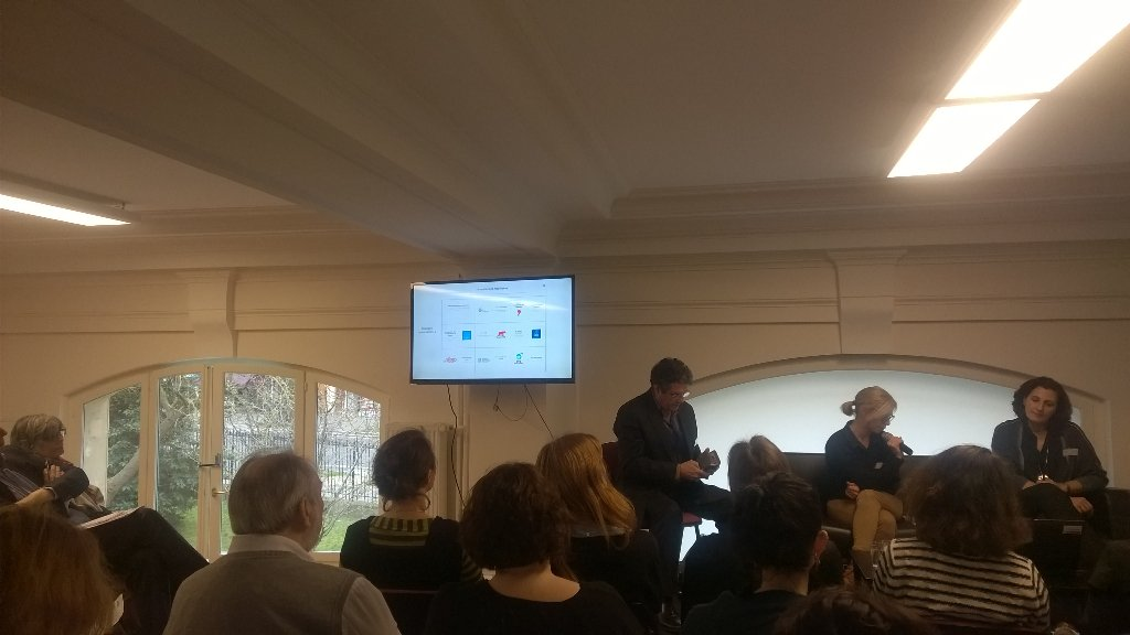 #solutionsdassociations présentation du site web. Deja une quarantaine de contributions. https://t.co/FyxuzlB1IU