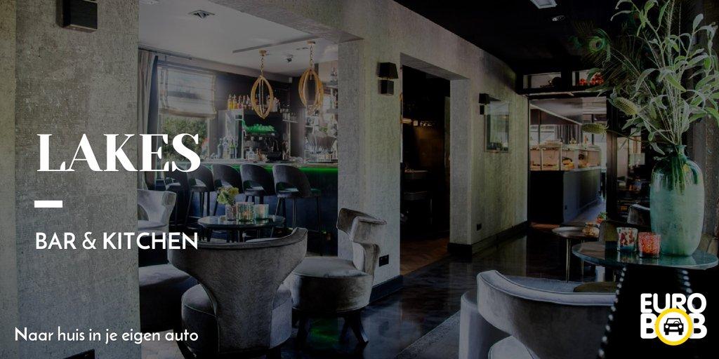 Vanaf heden kun je er ook voor kiezen om door ons te worden opgehaald vanaf Lakes Bar & Kitchen in Hilversum. http://www.eurobob.nl/lakes