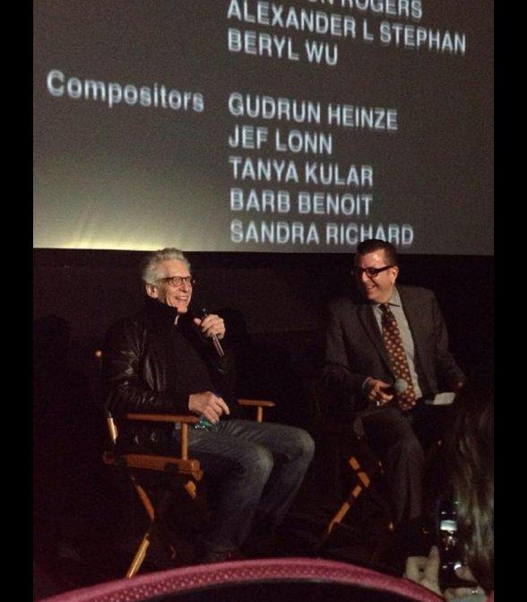 "\""Long live the New Flesh!\"" Happy Birthday David Cronenberg!"
