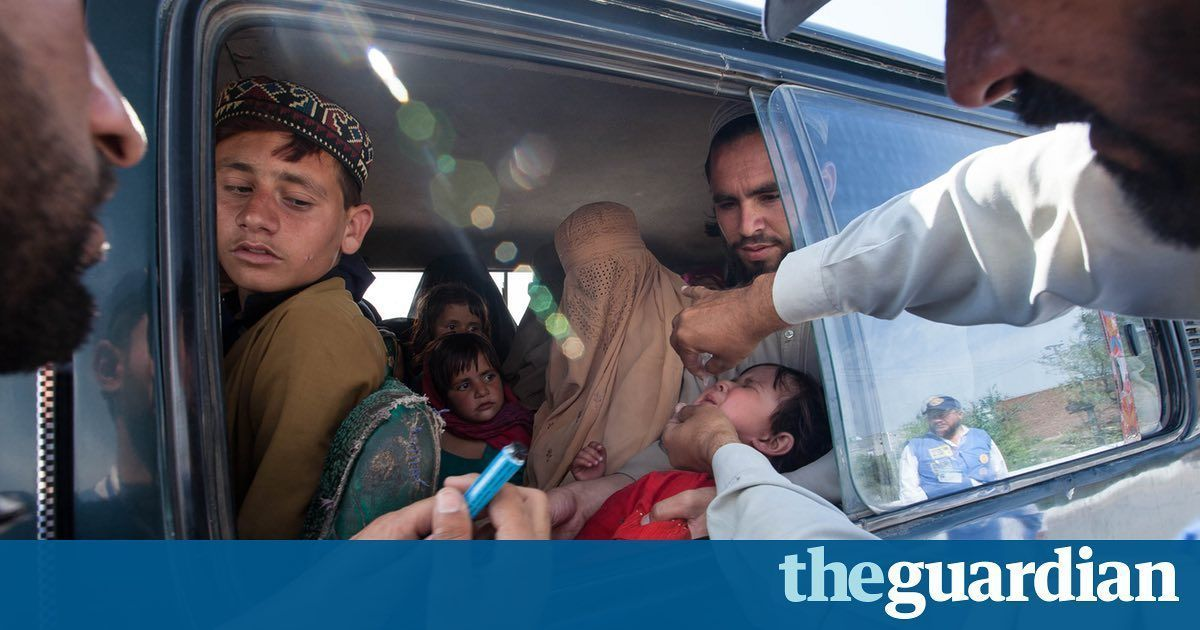 Polio's last stand: frantic effort 2 eradicate Pakistan's 'badge of shame' | @GuardianGDP https://t.co/KNQxNyMYW3 #EndPolio @GileadSciences https://t.co/ec7SXJephk