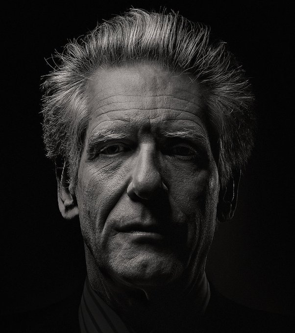 Happy 74th birthday to the King of Venereal Horror, David Cronenberg.