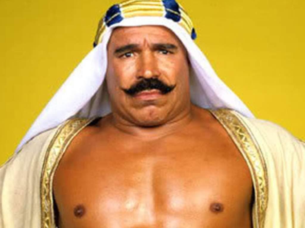 Happy Birthday To Pro Wrestling Legend Iron Sheik
