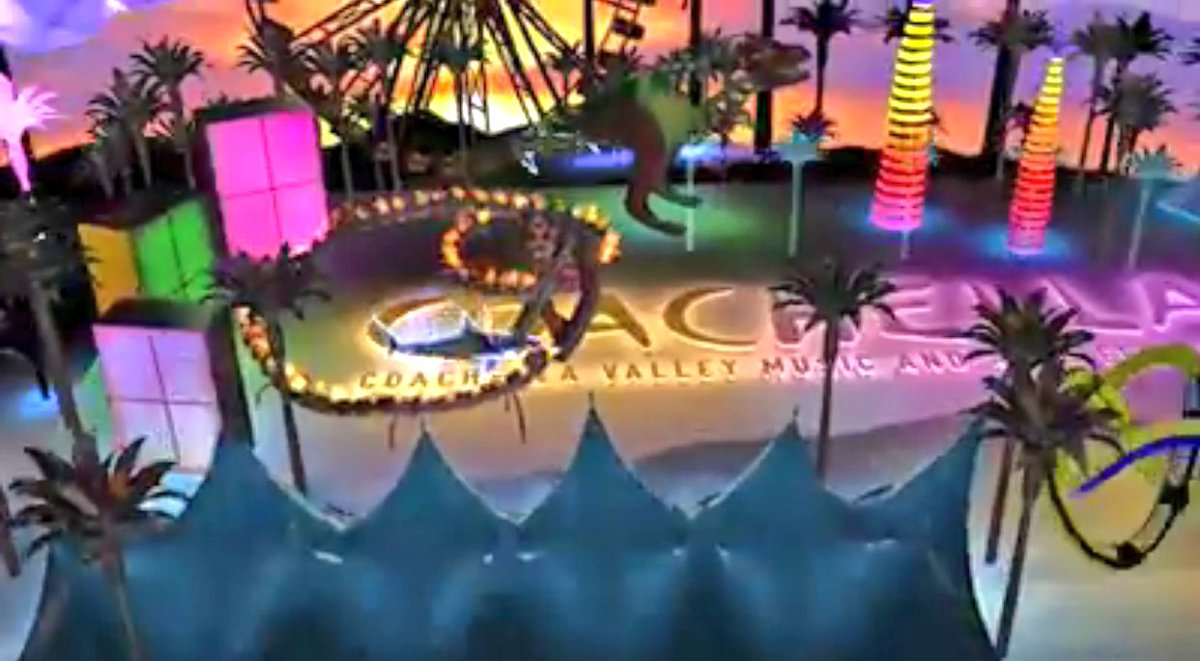 Coachella festival boosts its VR experience for 2017 with augmented reality
