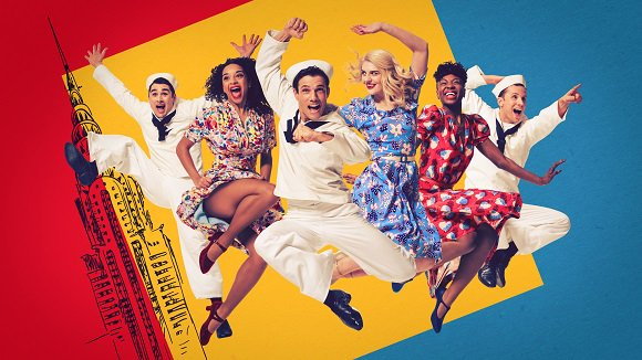 Excited to announce that @jeremywtaylor will be appearing in #OnTheTown at @OpenAirTheatre!