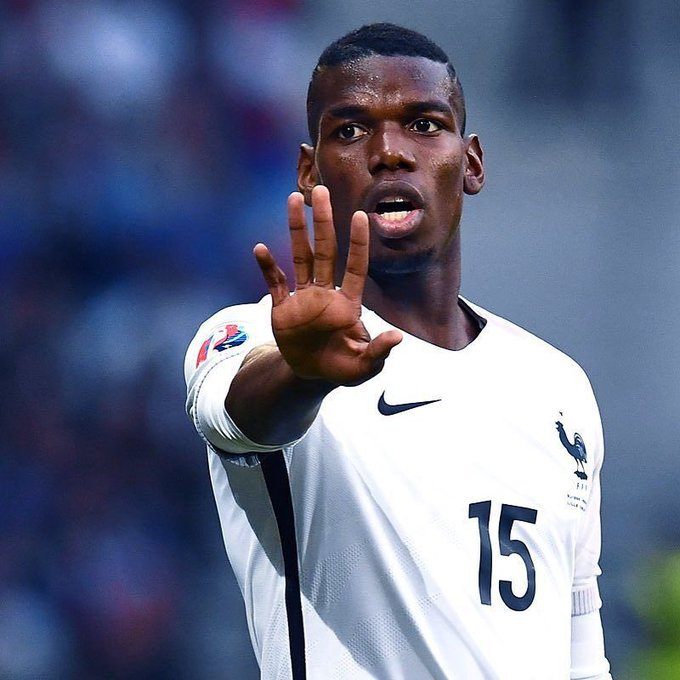 Happy birthday to the most expensive player in history. Paul Pogba turns 24 today.
