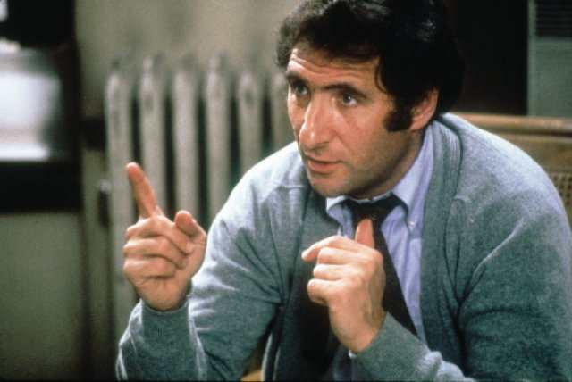 Happy birthday to a fantastic actor of the big and small screens, two-time Emmy-winner Judd Hirsch!