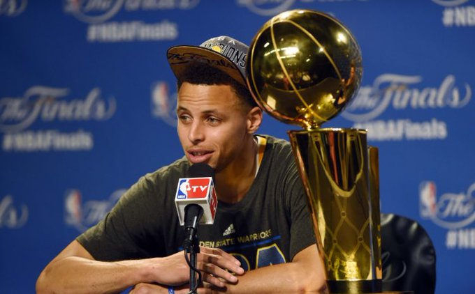 Happy Birthday Steph The Man Curry! 4-Time NBA All-Star, 2-Time NBA MVP, & a 1-Time NBA Champion, Stephen Curry!