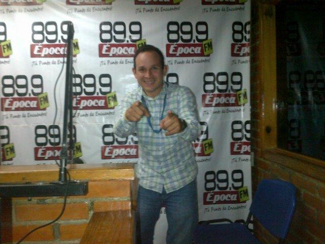 Muy contento... La semana que viene arranca la 3era temporada de Los Trukulentos por #Epoca899 Seguimos en la radio!