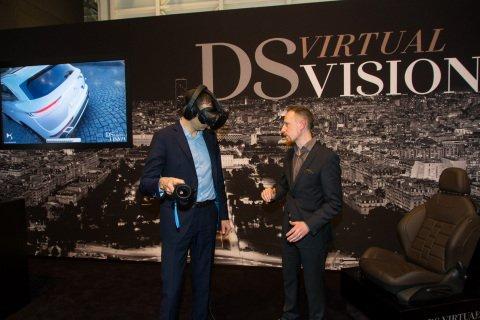 Dassault Automobiles Create Virtual Showrooms