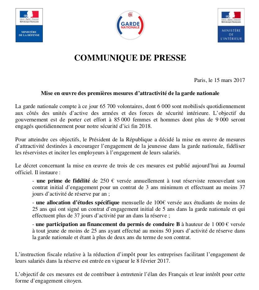 R serve gendarmerie reservegie twitter for Gendarmerie interieur gouv