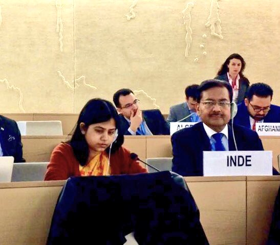 A part of the territories of our state remain under forcible and illegal occupation of Pakistan: India at UN