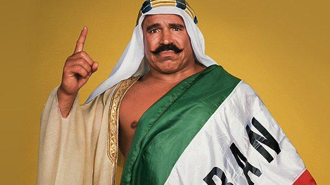 Happy Birthday iRon Sheik
