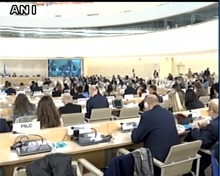 Apart from becoming world's terrorism factory, Pakistan has also alienated it's own people through continued mistreatment of minorities: India at UN