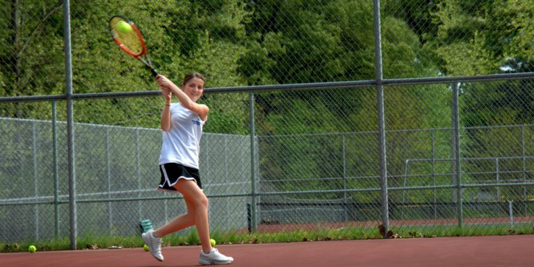 A change for high-school tennis is on the way!  Read full story