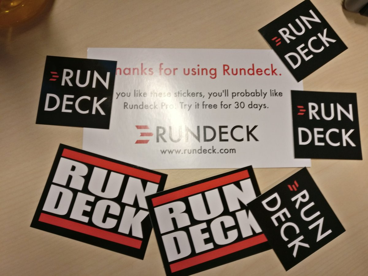 rundeck - Twitter Search