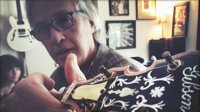 Happy 70th birthday, Ry Cooder (   by