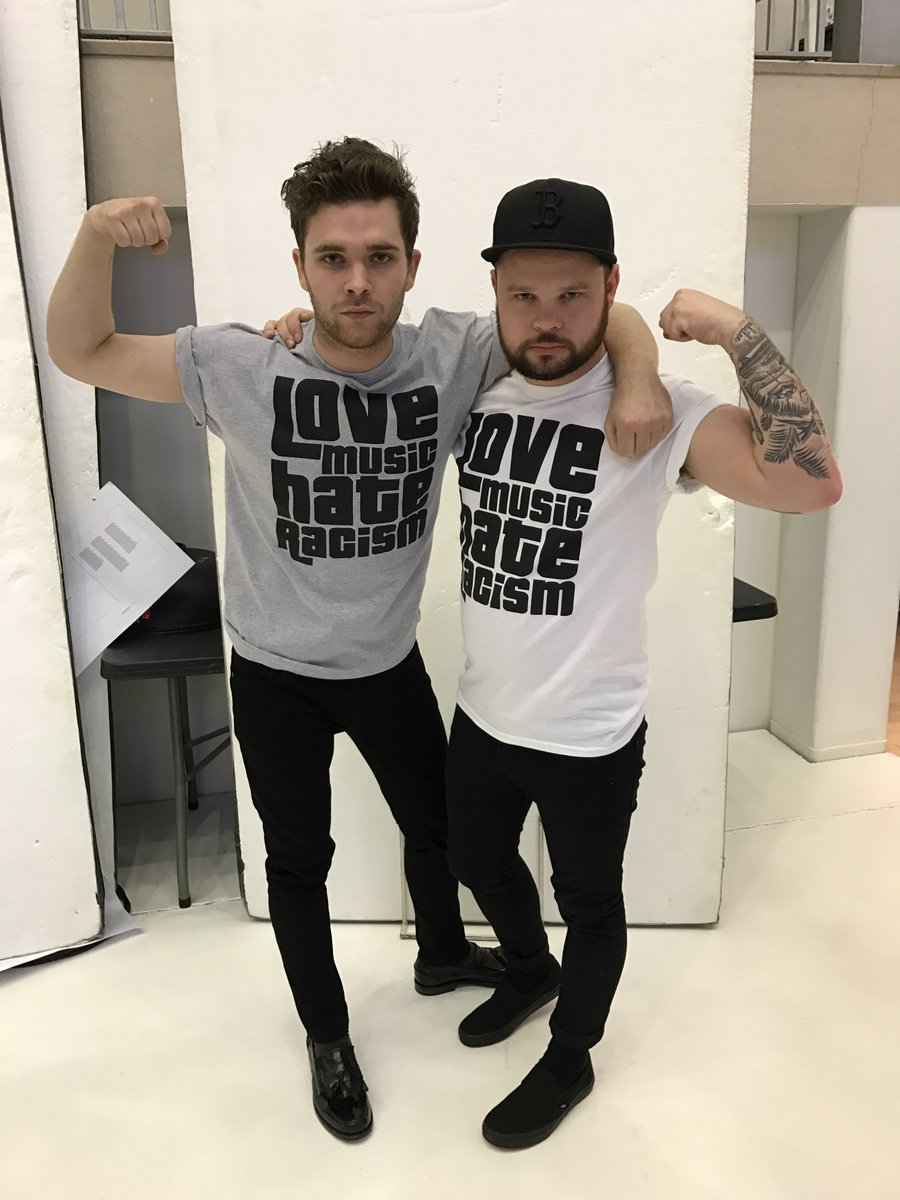 Royal Blood - Love Music Hate Racism