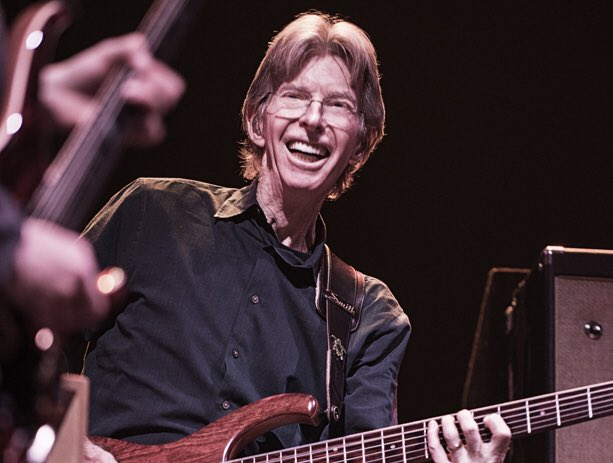 A very happy birthday to the man Phil Lesh! wishing you another kickass trip around the sun :)