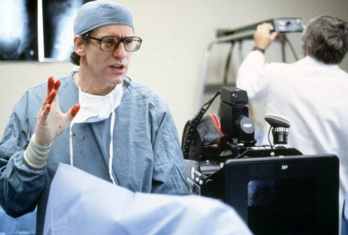 Happy 74th birthday, David Cronenberg
