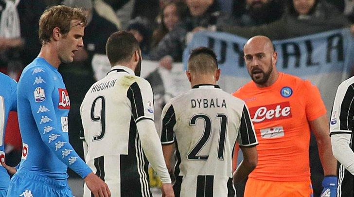 Napoli-Juventus, il bivio per lo Scudetto