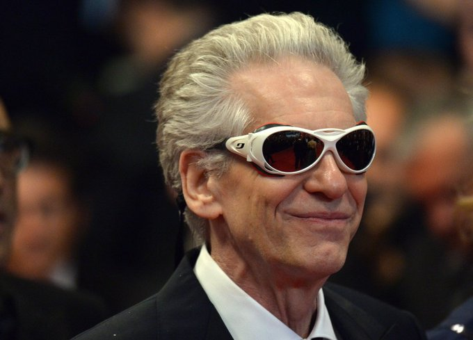 Happy 74th birthday to David Cronenberg!
